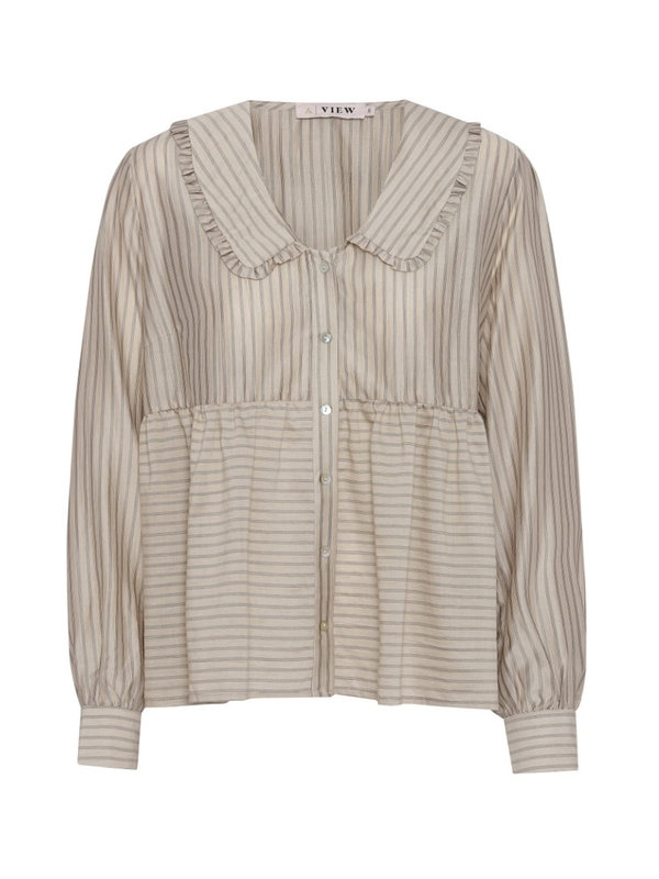 A-view Karoline Shirt Beige