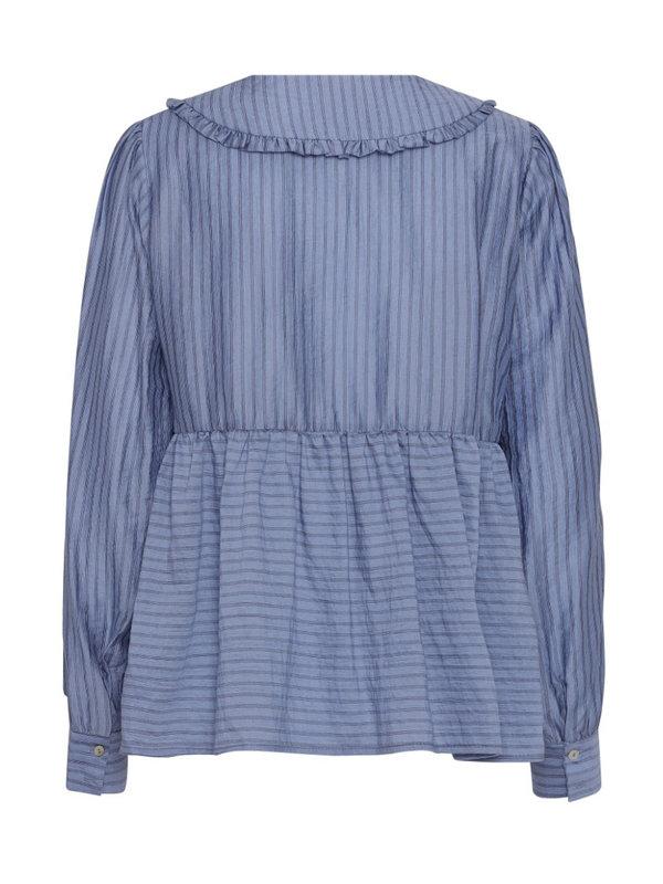 A-view Karoline Shirt Blue