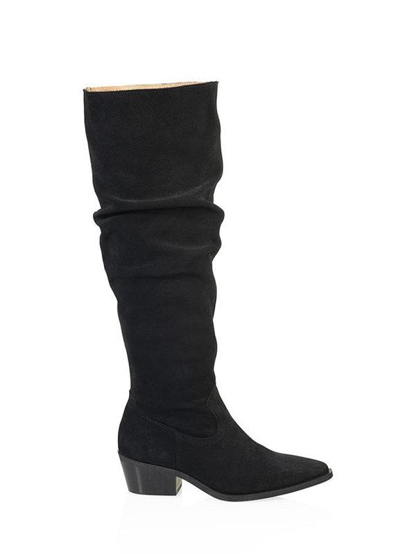 DW\\RS Boots Rimini Black Suède