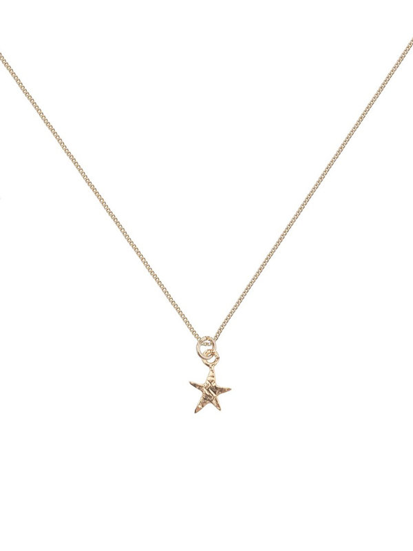 Bobby Rose Twinkle Classic Star Necklace