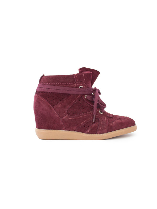 Deabused Wedges Bordeaux
