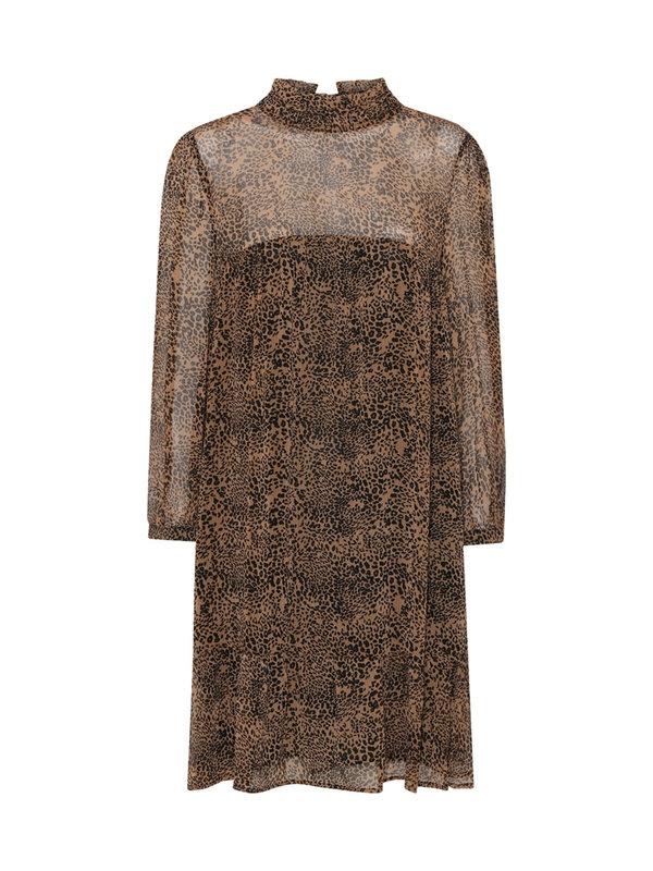 A-view Lisette Dress Leopard