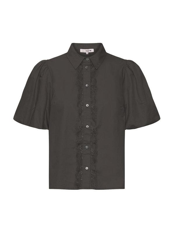 A-view Helle Shirt Black