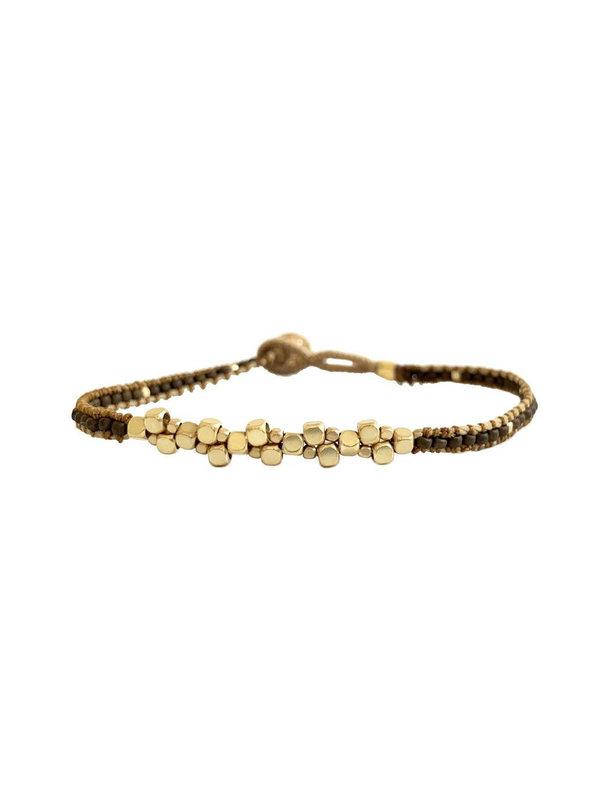Ibu Jewels Bracelet Jill Bunch Bronze
