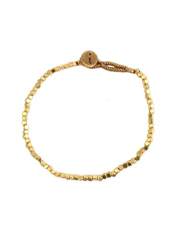 Ibu Jewels Bracelet Peggy Full Gold