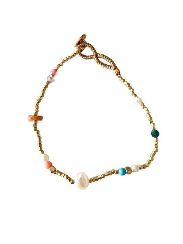 Ibu Jewels Bracelet Peggy Stones