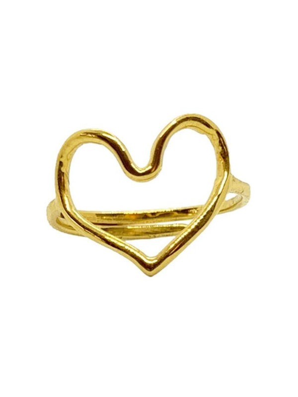 Ibu Jewels Ring Heart