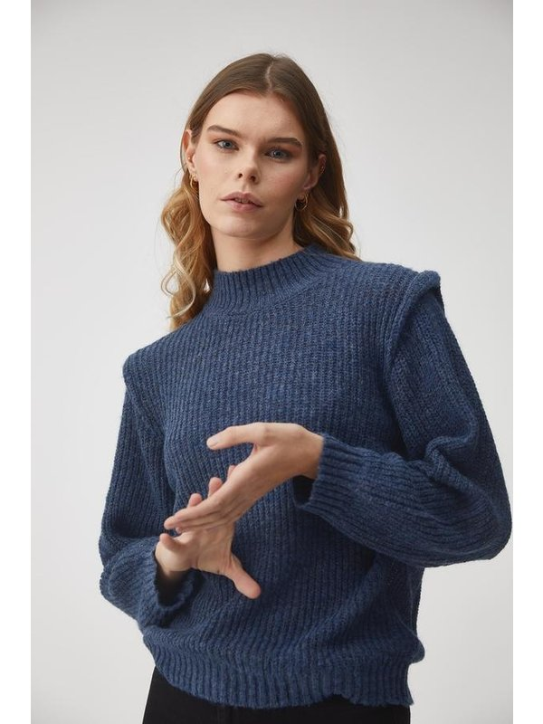 A-view Karlo Pullover Blue