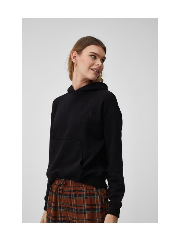 A-view Kiss Sweatshirt Black