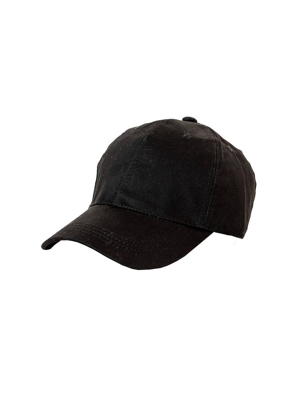 By Sara Collection Evy Cap Black