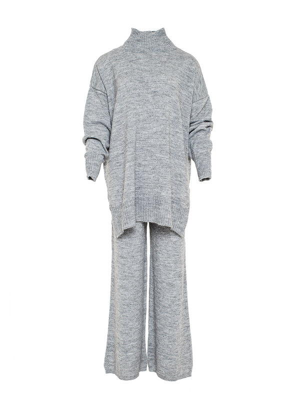 By Sara Collection Chloe Comfy Set Grey