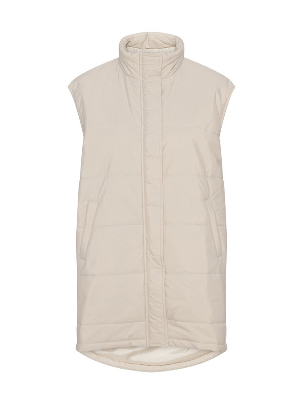 A-view Michel Puffer Vest Sand
