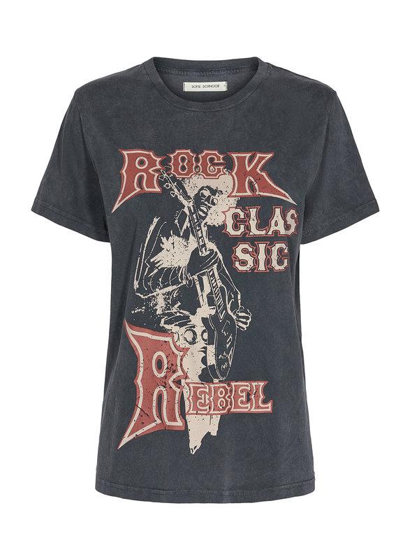 Sofie Schnoor Cady T Shirt Rebel Black