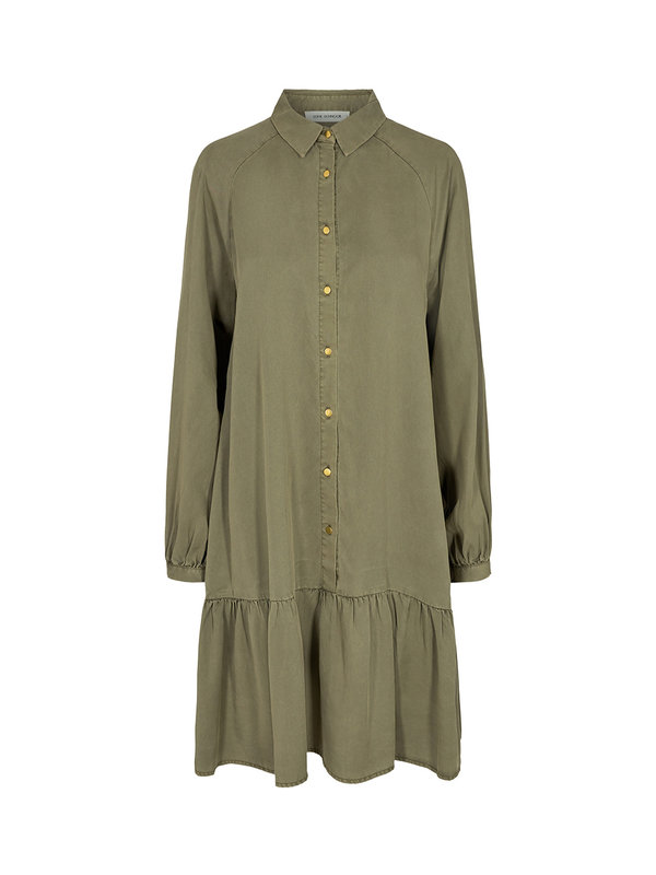 Sofie Schnoor Celiane Dress Army Green