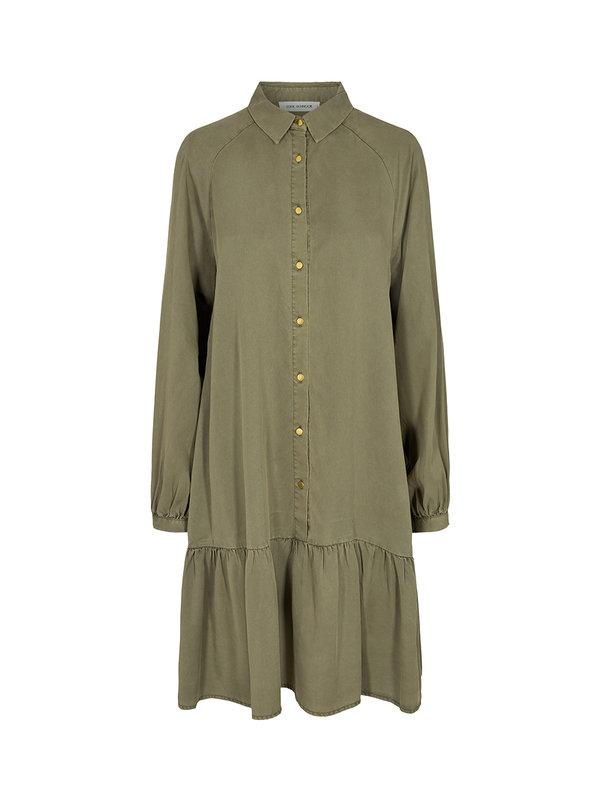 Sofie Schnoor Celiane Dress Army Green