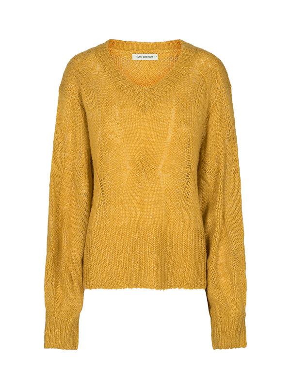 Sofie Schnoor Aubree Pullover Yellow