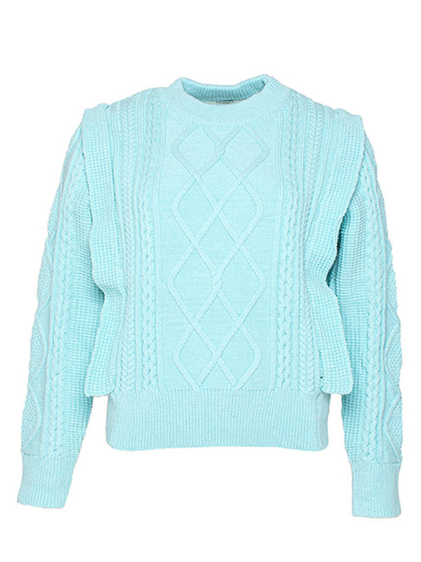 By Sara Collection Simona Knit Blue