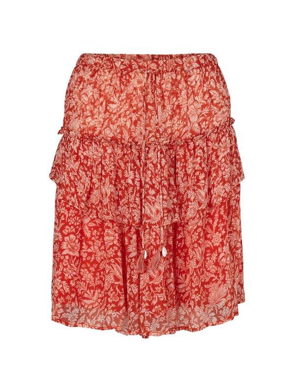 Moliin Irene Skirt Red
