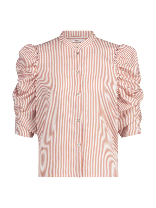 Aaiko Taciana Vis Blouse Dusty Rose