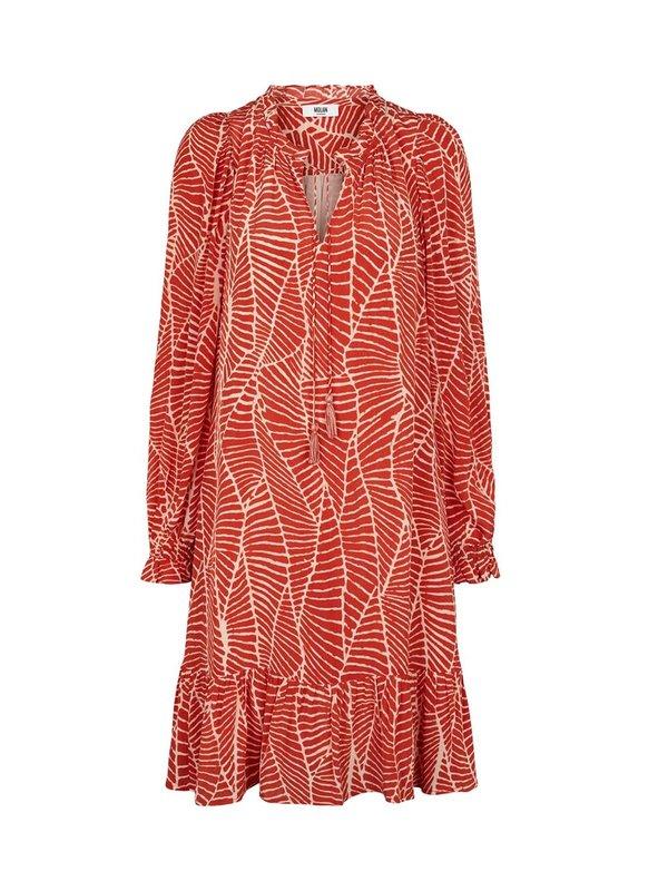 Moliin Otta Dress Red
