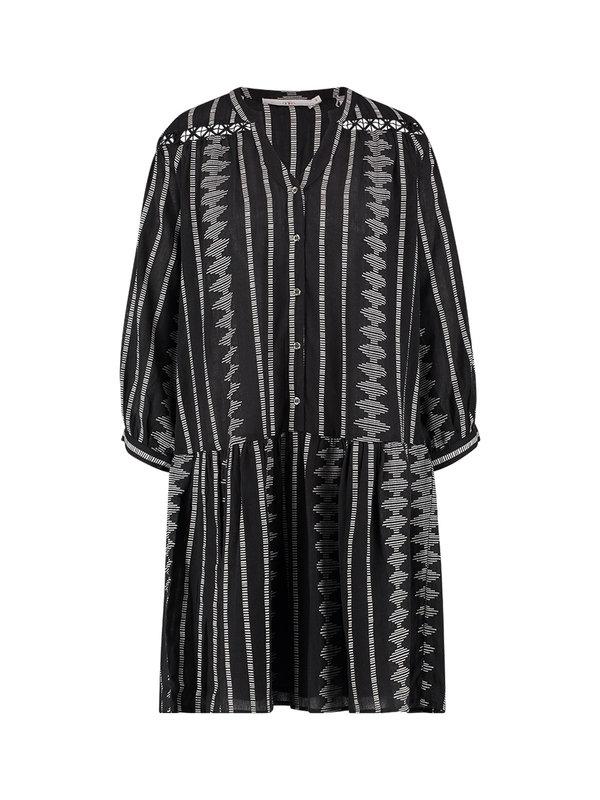 Aaiko Gylian Dress Black