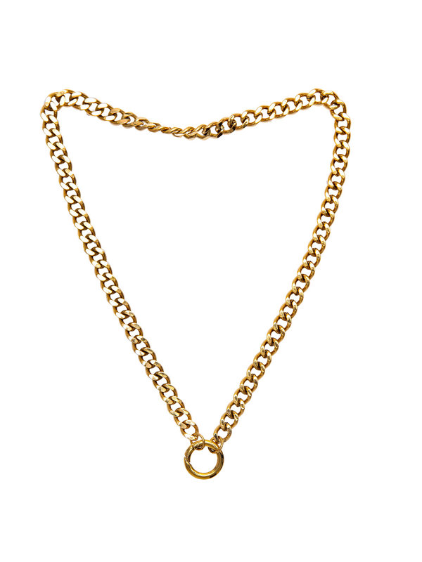 By Sara Collection Necklace Genua Gold