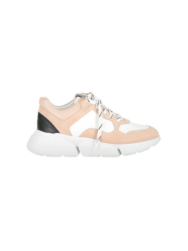 Aaiko Santiago Sue Sneaker Nude