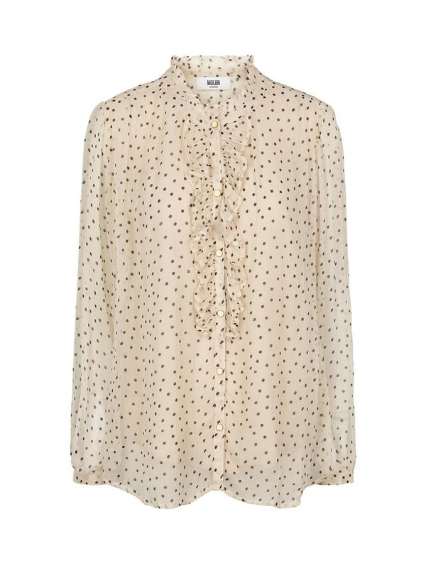 Moliin Kerry Blouse Off White