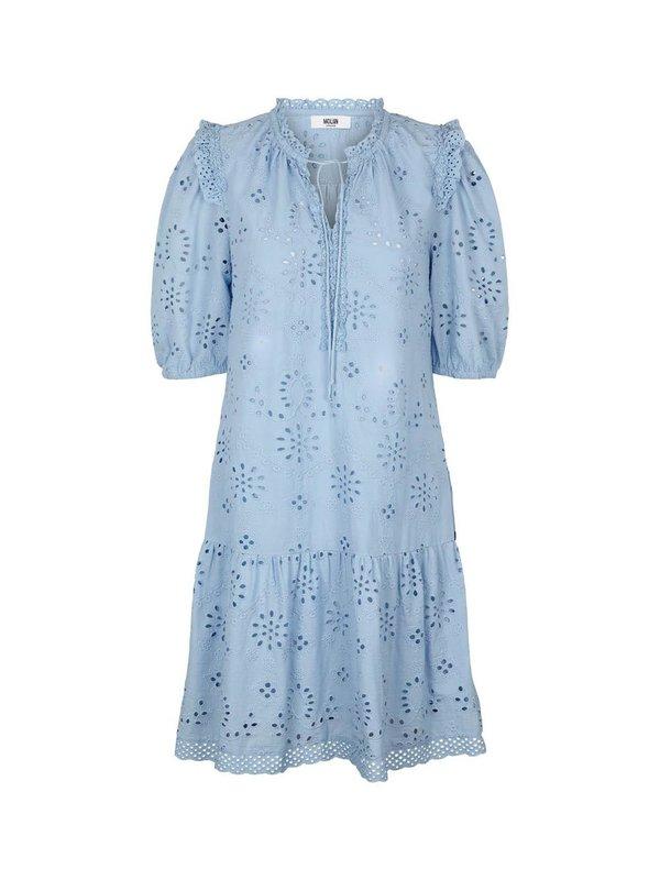 Moliin Dress Otilia Bluebell