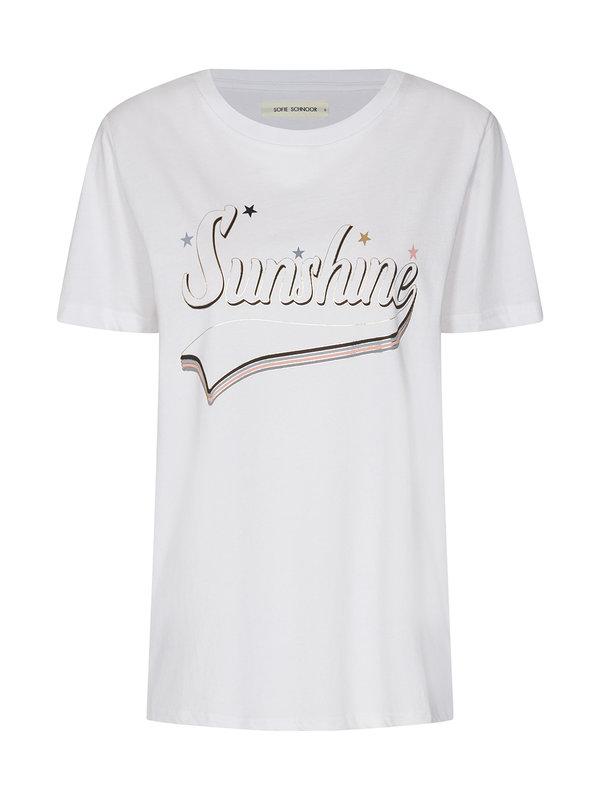 Sofie Schnoor T-shirt Cady White