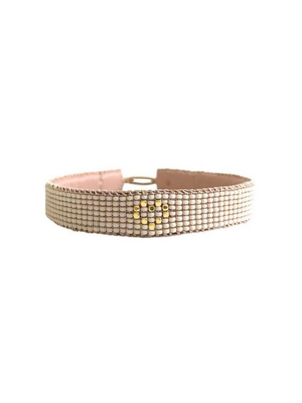 Ibu Jewels Bracelet My Heart Creme