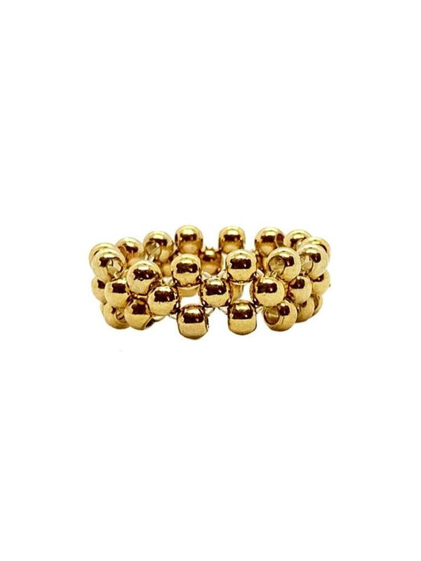 Ibu Jewels Ring Full Gold