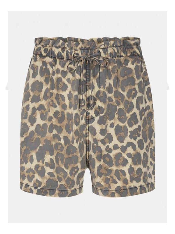 Sofie Schnoor Shorts Kloe Leopard