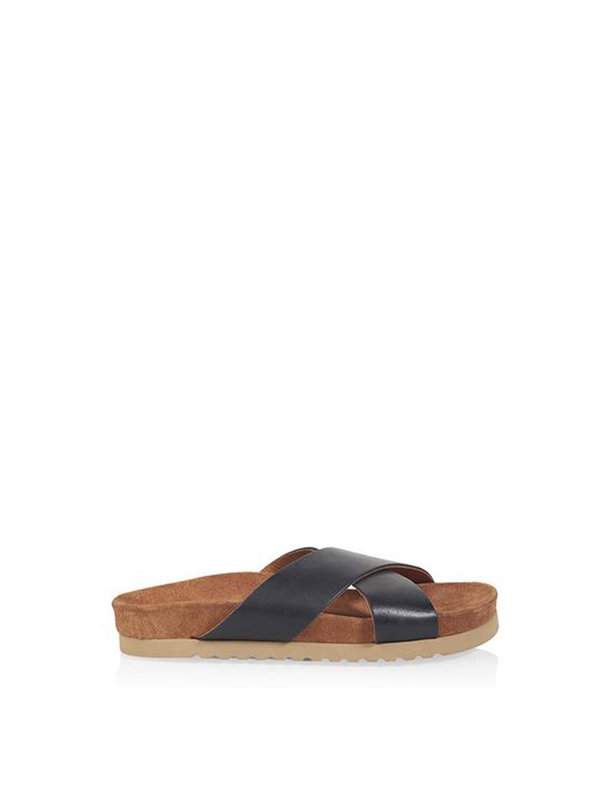 DW\\RS Sitges Slippers Black