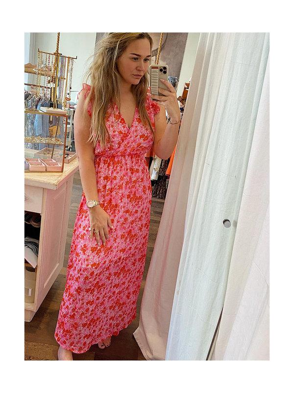 By Sara Collection Zena Flower Dress