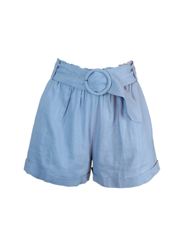 By Sara Collection Maxime Short Light Blue