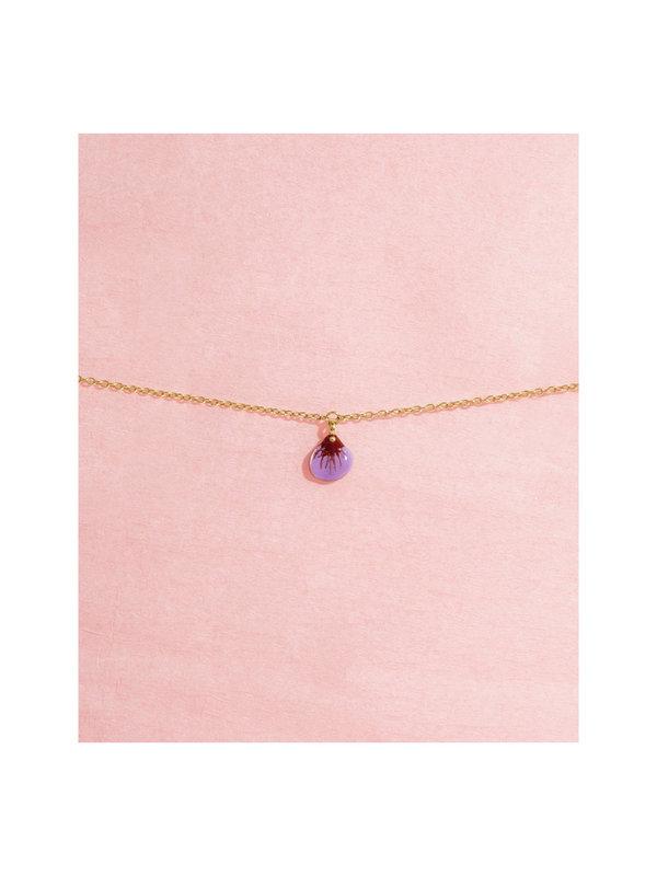 Galore Part of Me Bracelet Violet Gold Plated