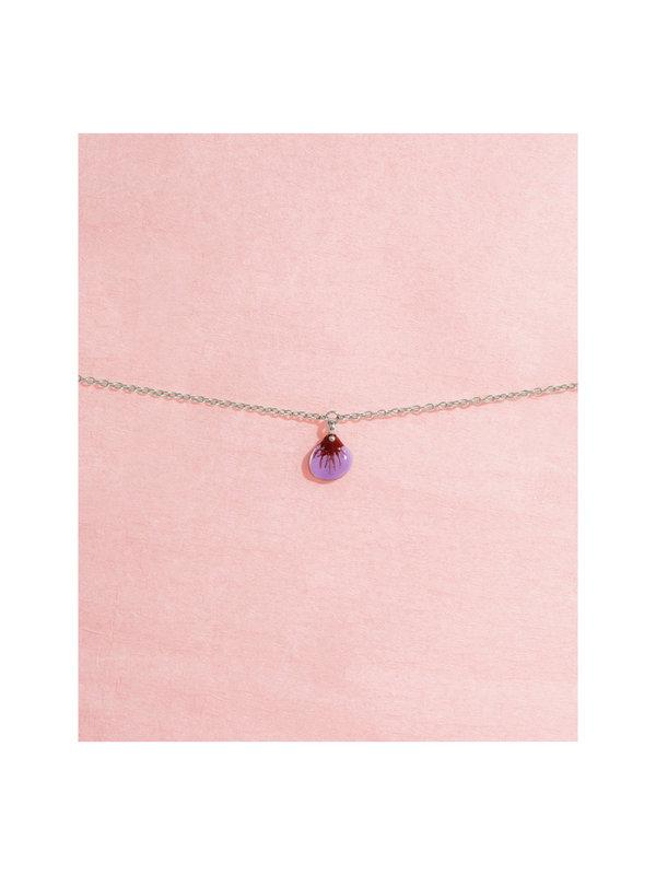 Galore Part of Me Bracelet Violet Silver