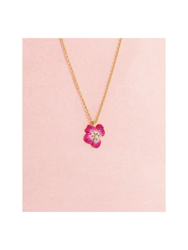 Galore Part of Me Necklace Rose Gold Plated