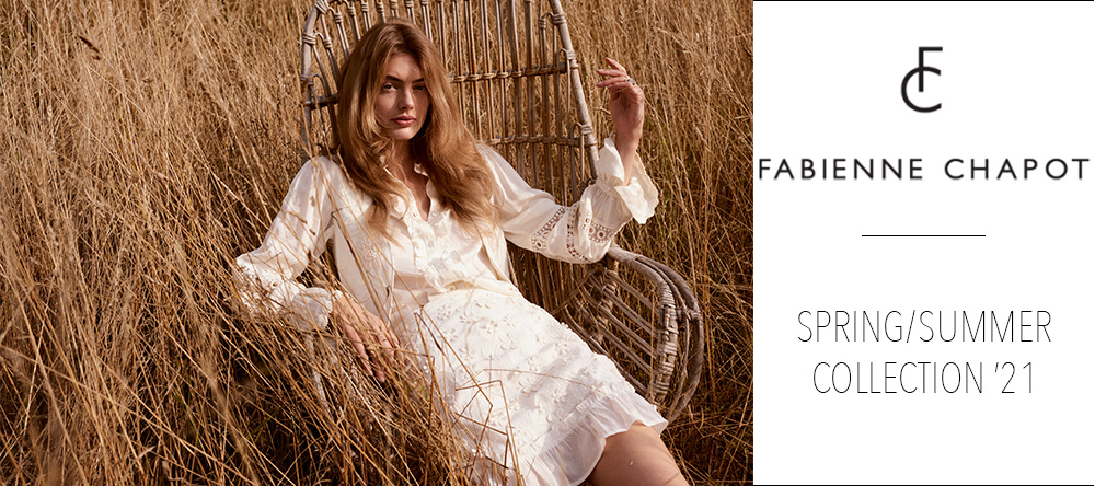 Fabienne Chapot Spring Summer Collection 21