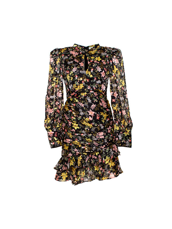 By Sara Collection Robin Flower Dress