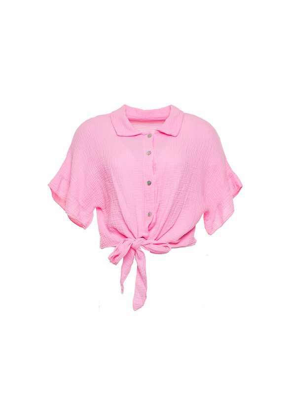 By Sara Collection Ilja Top Roze