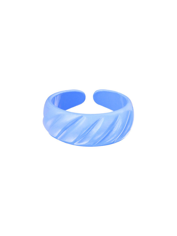 By Sara Collection Candy Ring Turquoise