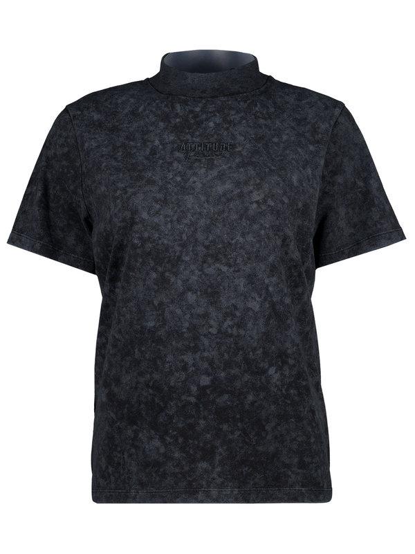 Raizzed T-Shirt Hannah Washed Black