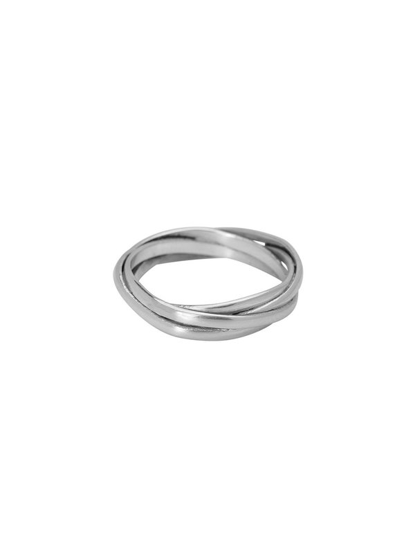 Xzota Ring Together Silver
