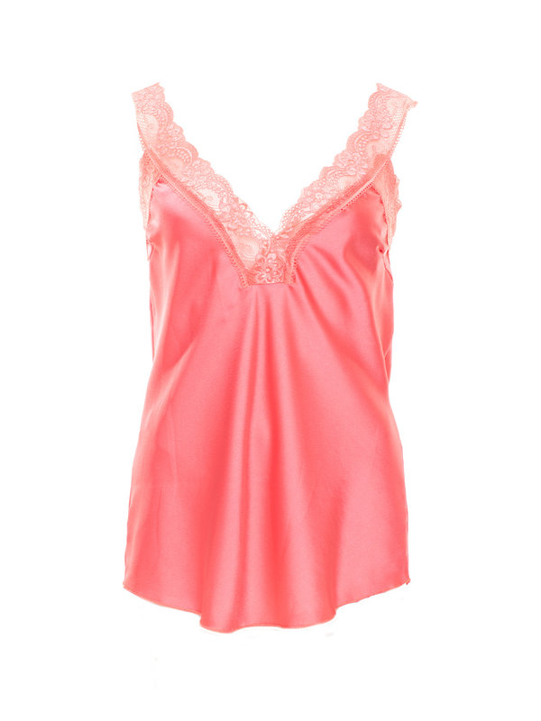 By Sara Collection Stacey Top Zalm
