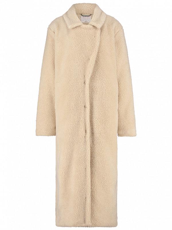 Aaiko Suella Teddy Coat