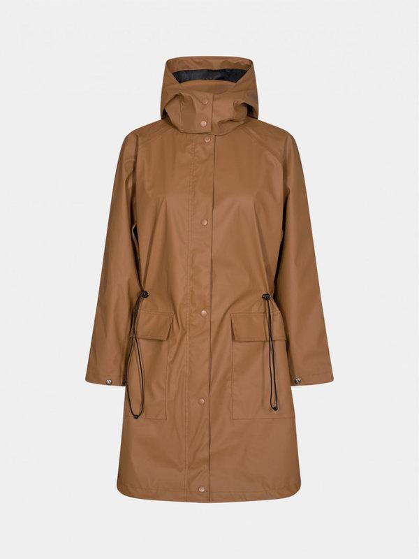 Sofie Schnoor Raincoat Brown