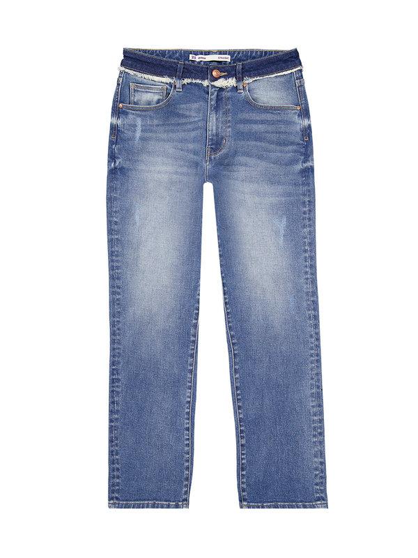 Raizzed Dawn Jeans Mid Blue Stone