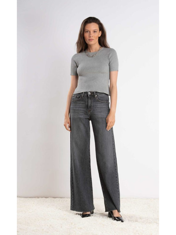 Denim Studio Jude Jeans Black Recycled Medium Vintage